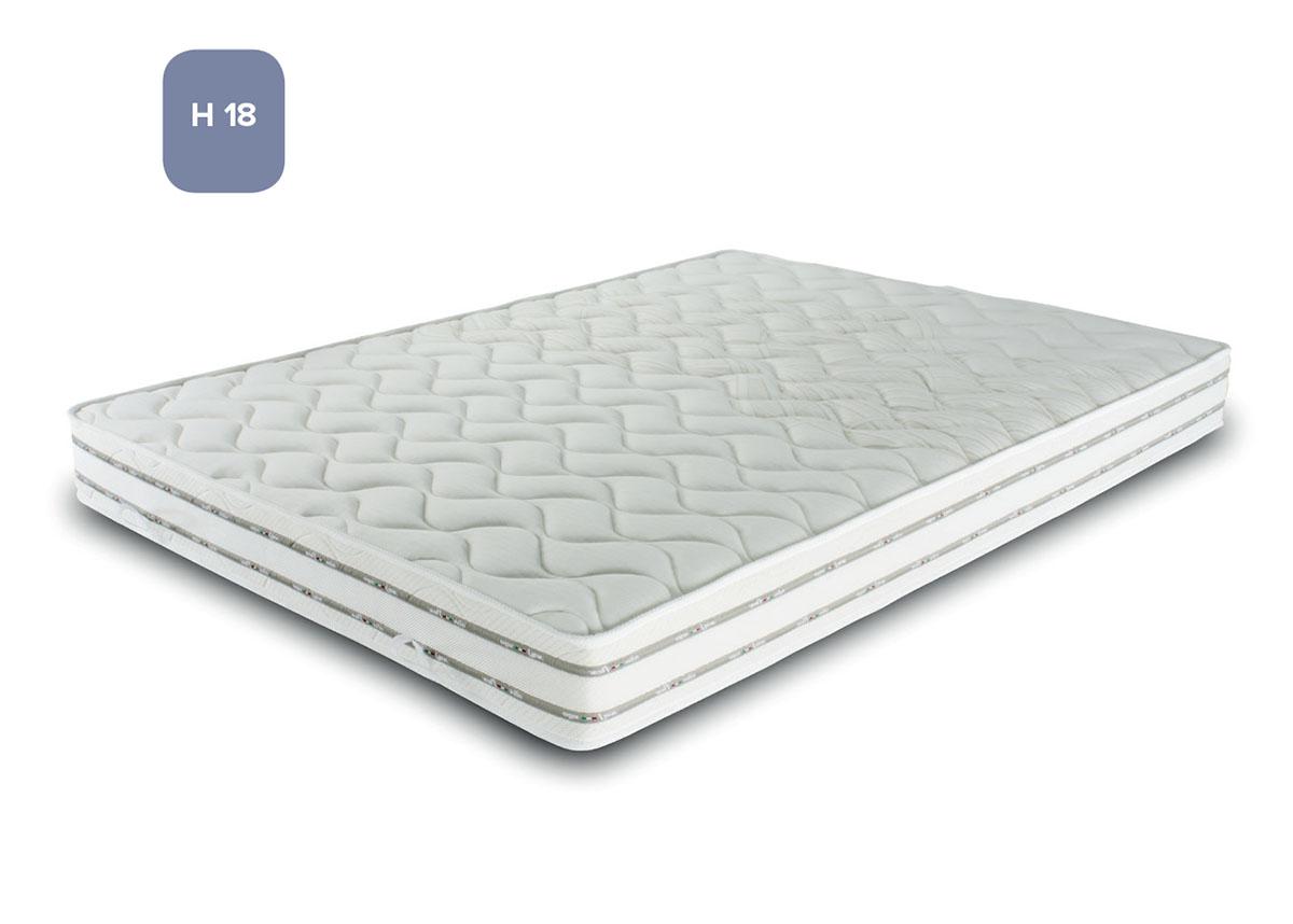 Materasso height comfort molle indipendenti altaflex