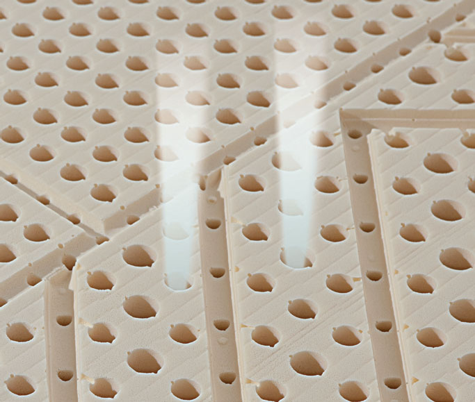 Materasso Natural Latex Altaflex